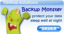 Backup Monster Online Backup