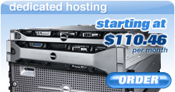 Dedicated Servers at Host Depot